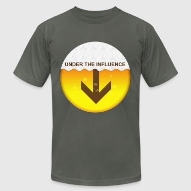 Under the Influence - Men's Fine Jersey T-Shirt