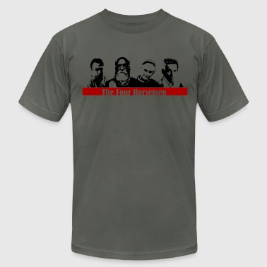 The 4 Horsemen - Men's Fine Jersey T-Shirt