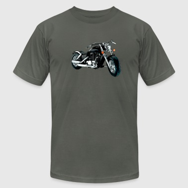 Bike - Men's Fine Jersey T-Shirt