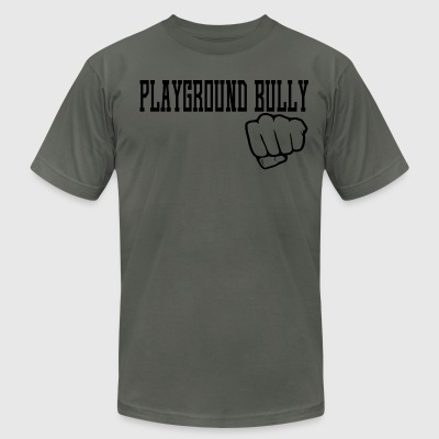 Playground Bully - Men's T-Shirt by American Apparel