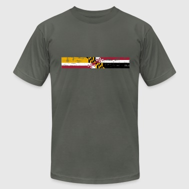 Maryland - Men's Fine Jersey T-Shirt