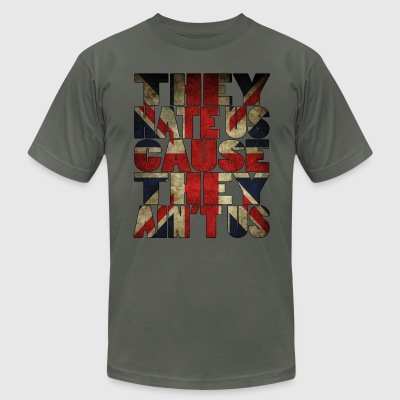 United Kingdom - Men's T-Shirt by American Apparel
