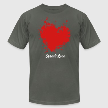 Heart of Hearts - Men's Fine Jersey T-Shirt