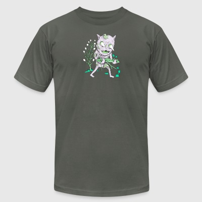 Preparing For The Goblin Fire - Men's T-Shirt by American Apparel