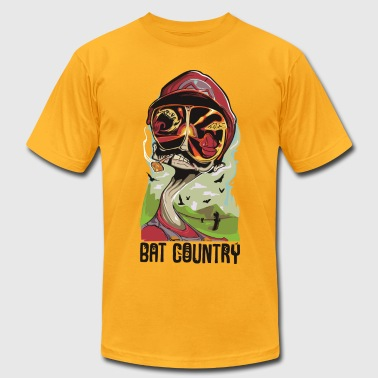 Fear and Mario at Bat Country - Men's Fine Jersey T-Shirt