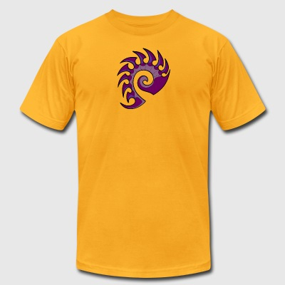 ZergSymbol - Men's T-Shirt by American Apparel