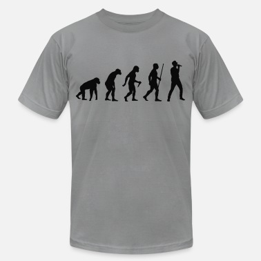 Singer Evolution Evolution ( Singer ) - Men's  Jersey T-Shirt