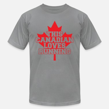 Canadian Sports Canadian - Men's  Jersey T-Shirt