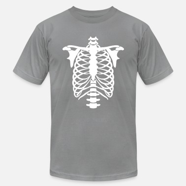Torso SKELETON TORSO - Men's  Jersey T-Shirt