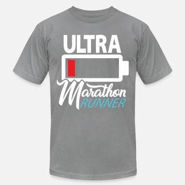 Ultramarathon Ultramarathon Runner - Premium Design - Men's Jersey T-Shirt