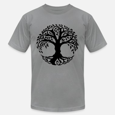 Trees Tree - Unisex Jersey T-Shirt