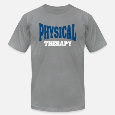 Physical Therapy Physical Therapy - Men's  Jersey T-Shirt