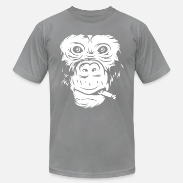 Ape Face Ape Face - Cool Chimp - Unisex Jersey T-Shirt