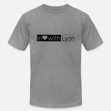 Lyon lyon - Men's Jersey T-Shirt