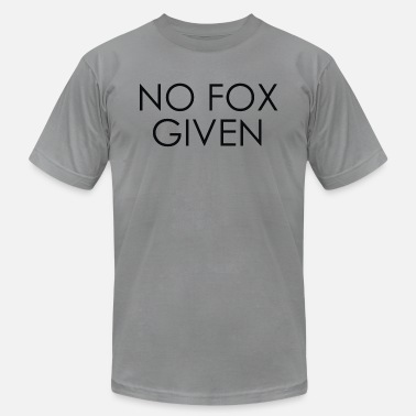 No Fox Given - Unisex Jersey T-Shirt