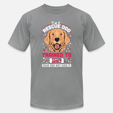 Avalanche Rescue Dog Owner T-Shirt As Gift for Breed SARDUS - Men's Jersey T-Shirt