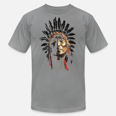 American Chieftain - Unisex Jersey T-Shirt