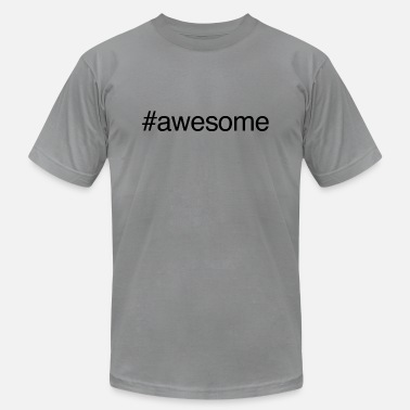 Motivational awesome - Men's Jersey T-Shirt