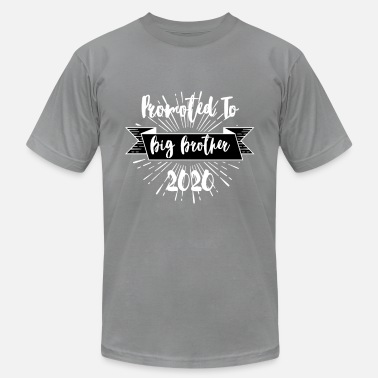 Finally Promoted to big brother 2020 - Unisex Jersey T-Shirt