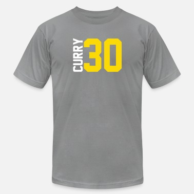 Curry Curry Steph Curry 30 - Men's  Jersey T-Shirt