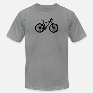 Bicyclette bicycle cycling gift - Men's Fine Jersey T-Shirt