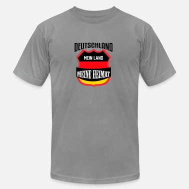 Home Country Germany Men country. My home - Men's Jersey T-Shirt