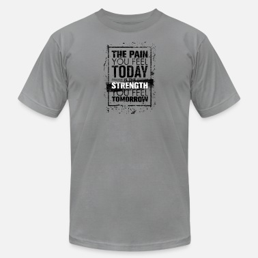 Motivational Motivational Quote - Strength - Unisex Jersey T-Shirt
