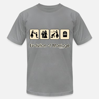 Marriage Slave MARRIAGE - Men's Jersey T-Shirt