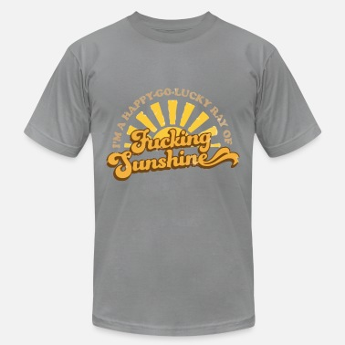 Sunshine Ray of Sunshine - Men's Jersey T-Shirt