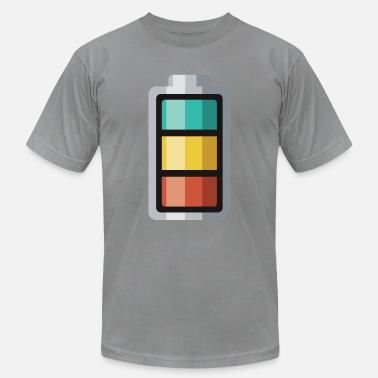 Indicator Battery Charge Indicator - Unisex Jersey T-Shirt