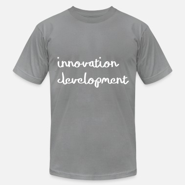 Development Line Innovation Development - Unisex Jersey T-Shirt