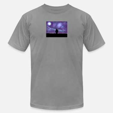 Surrealism surreal sky - Men's Jersey T-Shirt