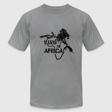 King Of Africa - Men's Fine Jersey T-Shirt