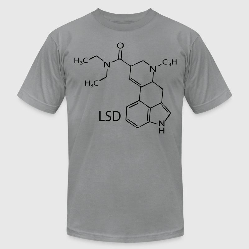 lsd compound - Men's Fine Jersey T-Shirt
