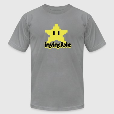 invincible t-shirt - Men's Fine Jersey T-Shirt
