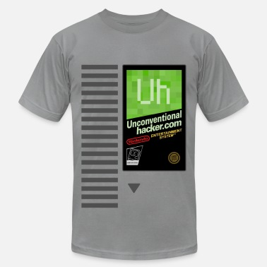 Unconventional NES Cartridge Shirt - Men's  Jersey T-Shirt
