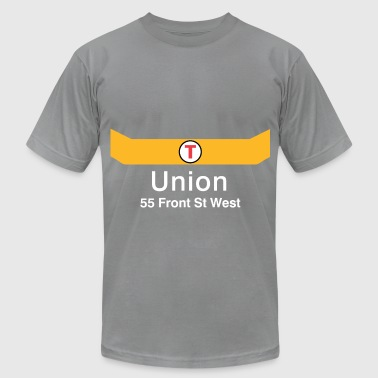 Ttc UNION_INV - Men's Fine Jersey T-Shirt