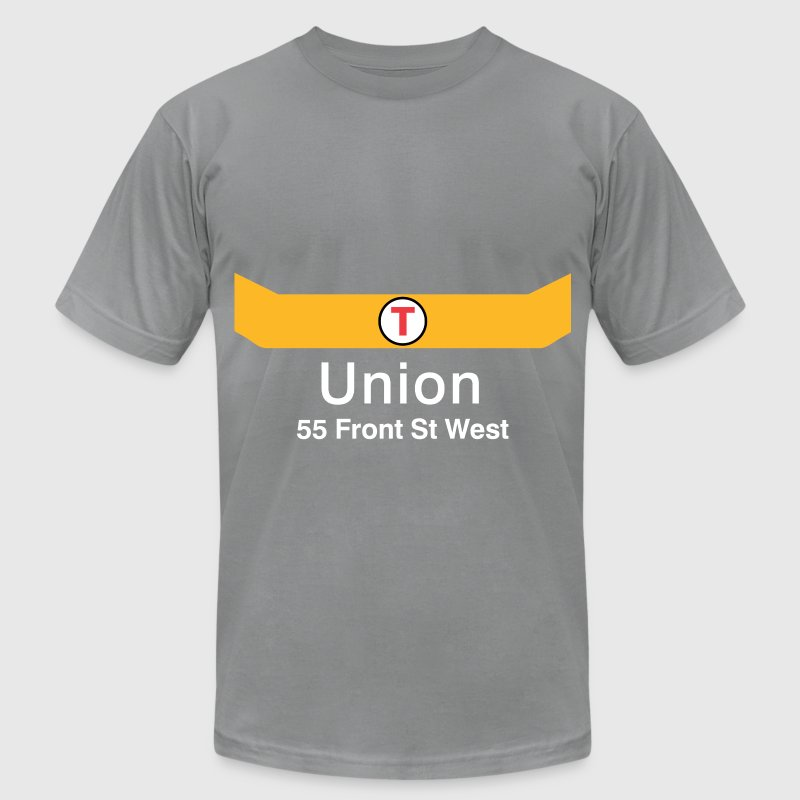 UNION_INV - Men's Fine Jersey T-Shirt