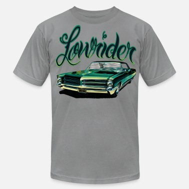 Lowrider Cars LOWRIDER CAR - Men's  Jersey T-Shirt