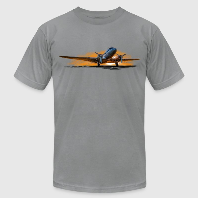 DC-3 - Men's Fine Jersey T-Shirt
