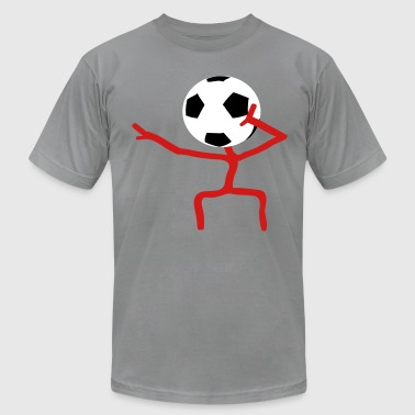 soccer cool - Men's Fine Jersey T-Shirt