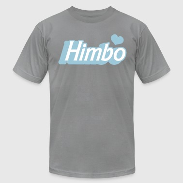 himbo male bimbo - Men's Fine Jersey T-Shirt