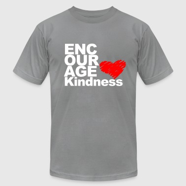 Encourage Kindness - Men's Fine Jersey T-Shirt