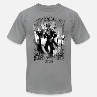 New Orleans Haunted New Orleans T-shirt - Men's Fine Jersey T-Shirt