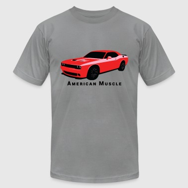 Dodge Challenger - Men's Fine Jersey T-Shirt