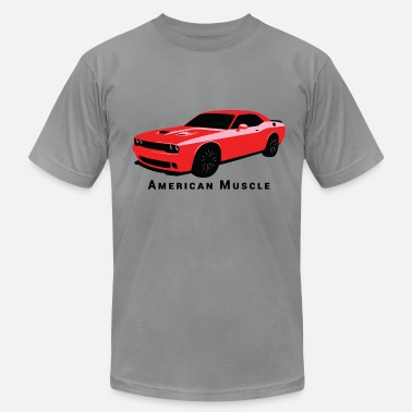 Dodge Dodge Challenger - Men's  Jersey T-Shirt