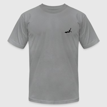 Sexy Lady - Men's Fine Jersey T-Shirt