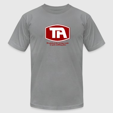 Trans Air -- Inspired by Airplane - Men's Fine Jersey T-Shirt