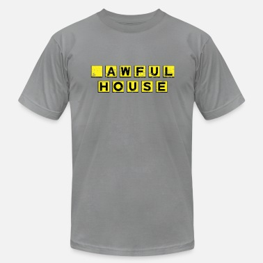 Awful House Awful House - Men's  Jersey T-Shirt