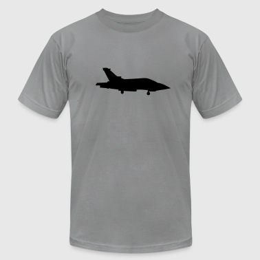 Fighter Jet - Men's Fine Jersey T-Shirt